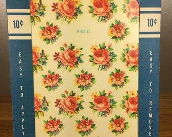 Meyercord Rose Decal 940-D