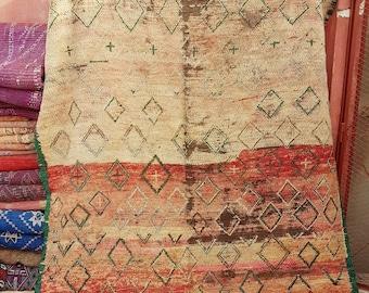 Antique carpet boujaad