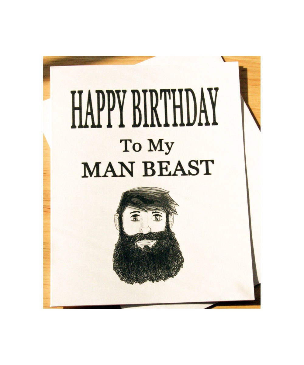 Funny Birthday Card Naughty Card Gift For Boyfriend Husband