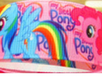 My Little Pony Grosgrain Ribbon