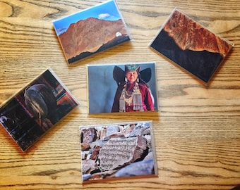 The Ladakh Collection // 5 Greetingcards // A6