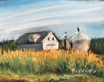 Sunny Side- Maine Farm