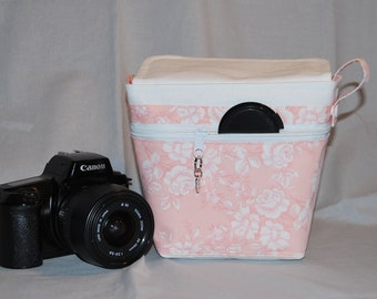 Camera bag F. SLR camera or Bridge camera