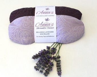 Relaxing Lavender Eye Pillow