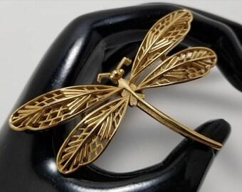 TRIFARI Dragonfly Pin