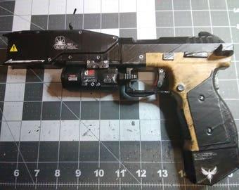 Titanfall 2 MK6 smart pistol 3D printed prop replica