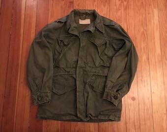 US Army m43 field jacket