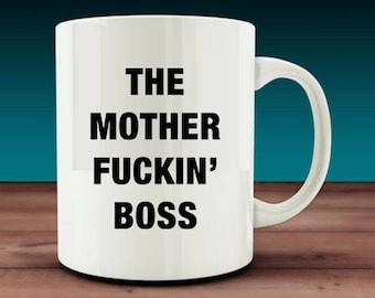 Gift for Boss, Bosses Day Gift, Bosses Gift, Bosses Birthday, Always be closing, Boss Leaving Gift, bossbabe, boss lady