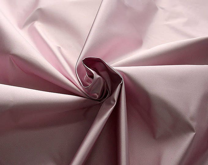 276132-Satin Natural silk 100%, width 135/140 cm, made in Italy, dry cleaning, weight 180 gr