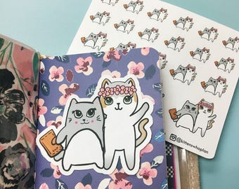 KWP loves Mauly set - collab with Itty Bitty Sticker Co!