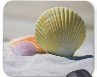 Strand Mousepad   Bunten Muscheln   Maus Pad