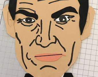 Gift Card Holders - James Bond, Elton John, or Donald Trump