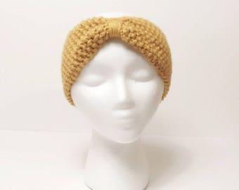 Ear warmers, headband, knitted ear warmers, knitted headband