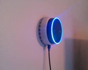 Amazon Echo Dot Wall Mount,Alexa,Hanging,Kit,Clutter Free,Organized,Space Saving,Trending,Gadget