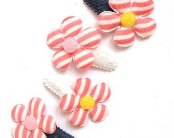 "Hair clip for baby & girl ""MADELEINE"" - french Baby Hair Clip"