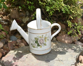 Portugal 1441 Ceramic Floral Watering Can