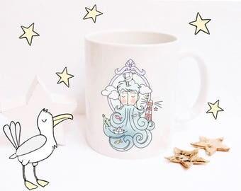 "Cup-Mug ""Dreamer"""
