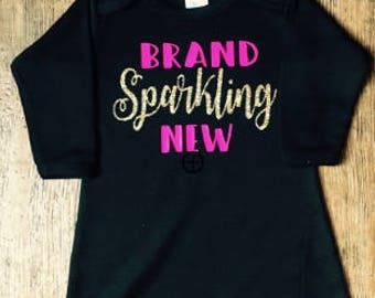 Brand Sparkling New Coming Home Outfit Baby Girl