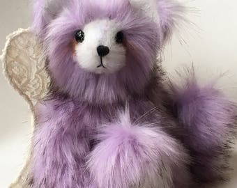 OOAK Mohair Artist Bear by Chicago Bear Co: Miss Petunia