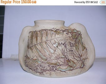 ON SALE Vintage Tenmoku Pottery