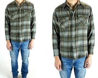 Super soft flannel etsy for Super soft flannel shirts
