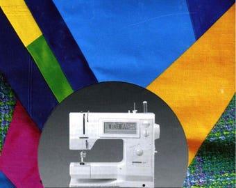 Bernina 1630 Inspiration Plus Sewing Machine Instruction Manual and Repair Manual