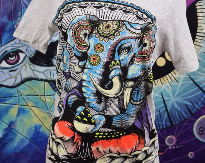 Mandala Ganesh T-Shirt