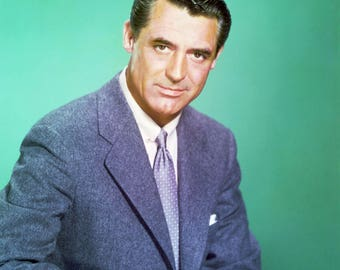FREE SHIPPING Cary Grant celebrity photo 11x17