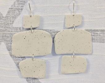 Moonrock Earrings