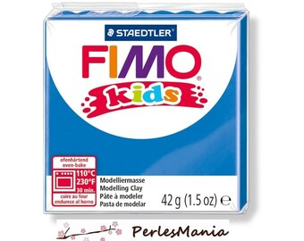 1 bread FIMO KIDS blue 42gr REF 8030 3 modeling clay