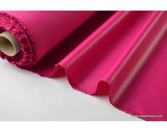 Fabric polyester water repellent for umbrella x50cm fuchsia