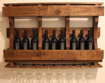 Portabottiglie etsy - Portabottiglie di vino in legno ...