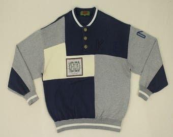 Kenzo Sweatshirt Vintage Kenzo Sweatshirt Kenzo Golf Sweatshirt Kenzo Jumper Kenzo Pullover