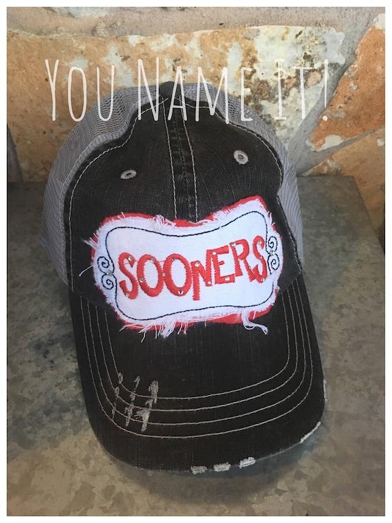 Sooner Trucker Cap