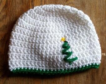 oh Christmas tree child hat