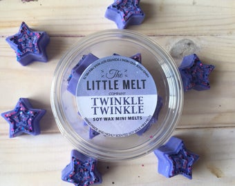 6 Twinkle Twinkle Soy Wax Melts