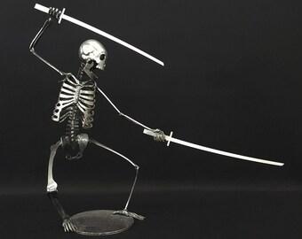 """Ninja Skeleton (13"""" Tall)"""