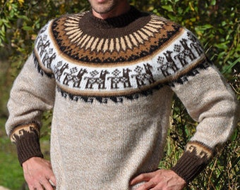 Peruvian pullover