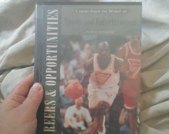 Careers Inside The World Of Sports And Entertainment ( 1995 Hardcover )