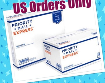 Priority Express Shipping US only