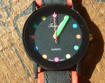 Vintage Tomer Quartz Watch