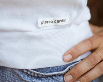 VIntage Pierre Cardin Cotton Top