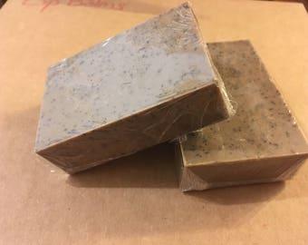 Vanilla Latte Exfoliating Soap
