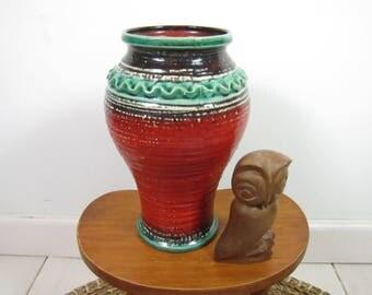 Beautiful West-Germany vase 60s vintage