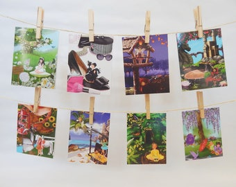 Fairy Notecards | Set of 8