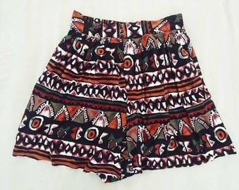 Vintage Tribe Vibe Shorts