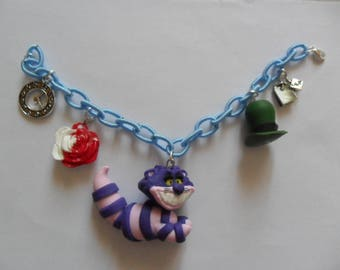 """Alice in Wonderland"" bracelet"