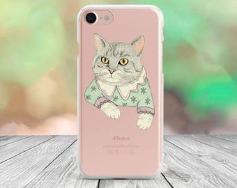 iPhone 7 Cat case cat iPhone 7 Plus case iPhone 6s case iPhone 6 case iPhone 6s Plus case iPhone 5 case Samsung S7 case cat phone 7 case
