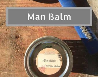 Sage and Cedar Man Balm