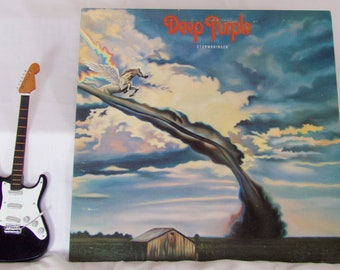 Deep Purple - Stormbringer, vintage LP